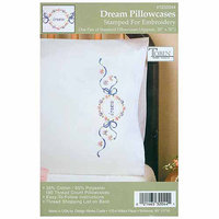 Tobin Stamped Pillowcase Pair, 20