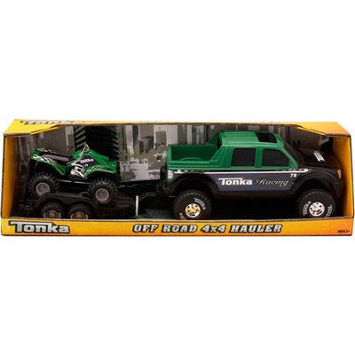 Tonka - Off Road 4 X 4 Hauler - ATV