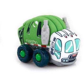 Funrise My First Tonka Soft Wobble Wheels - Garbage Truck
