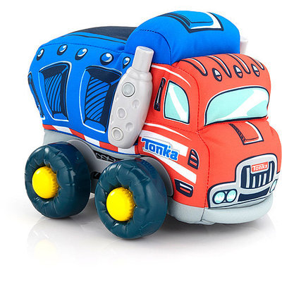 Tonka My First Soft Walkin' Wheels Dump Truck