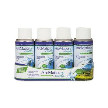 Waterbury Companies 1047356 Aromatics Refill Meadow Breeze 3oz Aerosol 4/pack