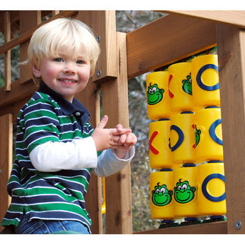 Playtime Swing Sets Tic Tac Toe Panel