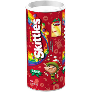 Skittles Holiday Bank, 6.5 oz