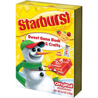 Starburst Fruit Chews Sweet Selfie Candy Book