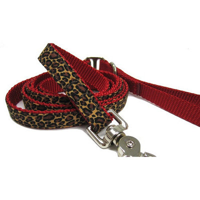 Chief Furry Officer The Zoo Dog Leash Size: 0.75
