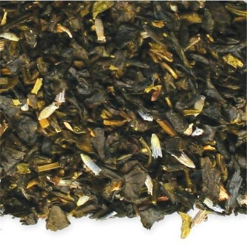 Davidson's Tea Davidson Organic Tea 6316 Bulk Earl Of Grey Green Tea