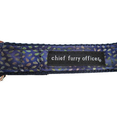Chief Furry Officer Balboa Dog Leash Size: 0.63