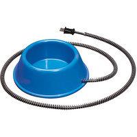 Allied Precision 1 Quart Plastic Heated Pet Bowl