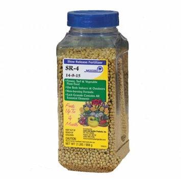Monterey SR-4 Slow Release Fertilizer Bottle