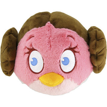 Commonwealth Toy CWT Angry Birds Star Wars: 8