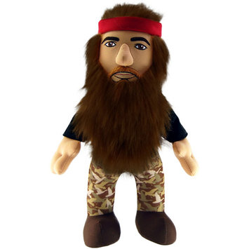 Commonwealth Duck Dynasty - Plush with Sound - Willie 7 inch