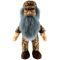 Commonwealth Duck Dynasty Plush with Sound - Si 7 inch