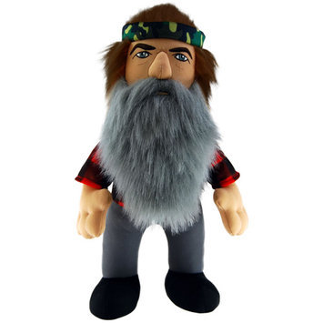 Commonwealth Duck Dynasty - Plush with Sound - Phil 13 inch
