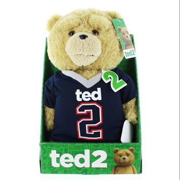 Commonwealth Toy Ted 2 11 Talking Plush Ted In Football Jersey (Rated R)
