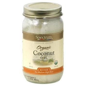 Spectrum Diversified Spectrum Naturals Refined Coconut Oil