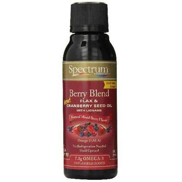Berry Blend Flax and Cranberry Oil, 8 Oz by Spectrum Oils