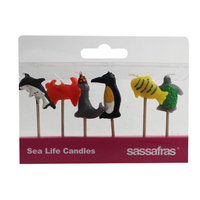 Sassafras Enterprises 2300SEA Sea Life Candles