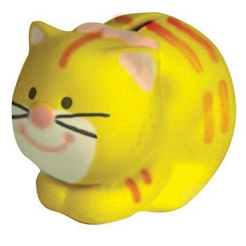 Sassafras Paint Your Own Cat Mini Bank