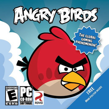 Rovio Angry Birds [jewel Case] [windows Xp/vista/windows 7]