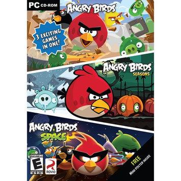 Cosmi Angry Birds 3-pack [windows Xp/vista/windows 7]