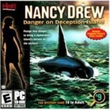 Cosmi Nancy Drew Danger on Deception Island - Windows PC