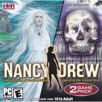 Her Interactive Nancy Drew - Castle Malloy/crystal Skull [windows Xp/vista]