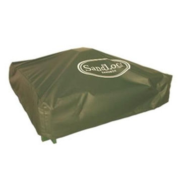 SandLock Mesh Sandbox Cover - 10L x 10W ft.