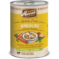 Merrick Pet Food MP20287 Classic Wingaling Dog Food 12 By 13 Oz