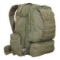 Condor 3 Day Assault Pack OD Olive Drab 125-001