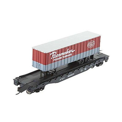 Bachmann HO Scale Train Piggyback New York Central - Pacemaker 16708