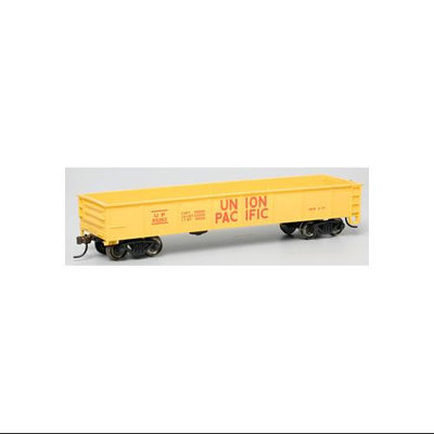 Bachmann HO Scale Train 40' Gondola Union Pacific 17201