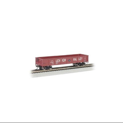 Bachmann-40' Gondola LV Red - HO
