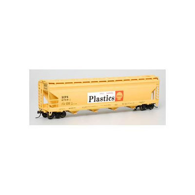 Bachmann Trains Shell 56' Acf Center-Flow Hopper-Ho Scale