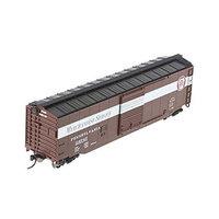 Bachmann HO Scale Train Box Car PRR - Merchandise Service 19411