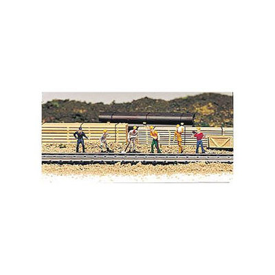 Bachmann BAC42341 Ho Figures Train Crew