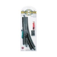 Bachmann HO EZ Track-Left Remote Switch