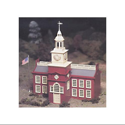Bachmann 45614 Plasticville Town Hall Kit
