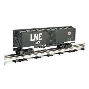 Williams by Bachmann O Scale Train 40 Foot Box Car Lehigh & New England 47038