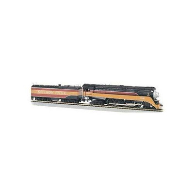 Bachmann HO Scale Train Steam 4-8-4 GS4 DCC Equipped Southern Pacific Railfan 50201