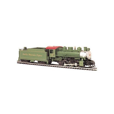 Bachmann HO Scale Train Steam 0-6-0 USRA Analog Smoky Mountain Express 50440