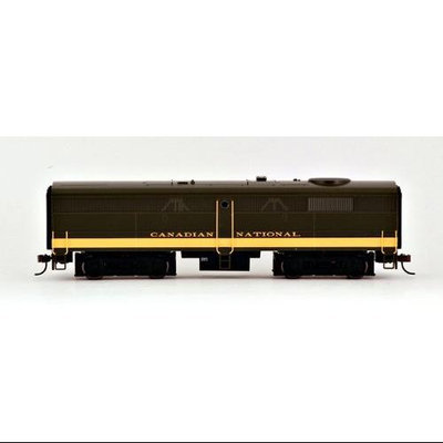 Bachmann 64901 H0 Diesel Alco FB2 - Sound & DCC Equipped - Canadian National (olive, yellow)