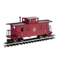 Bachmann 93827 East Broad Top Wood Caboose