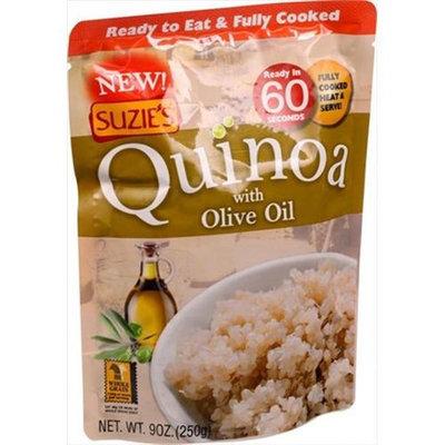 Suzies Suzie's - Quinoa with Olive Oil - 9 oz.