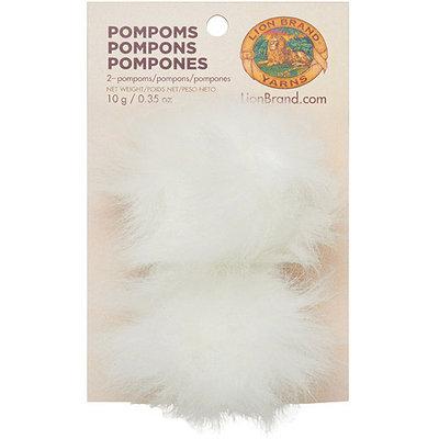 Lion Brand Pompoms 2/Pkg-Bunny