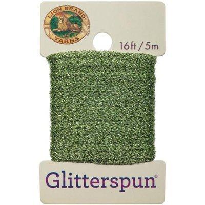 Lion Brand Yarn Company Glitterspun-Peridot