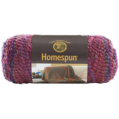 Lion Brand 790-302 Homespun Yarn-Colonial