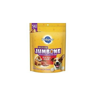 Pedigree® Medium Jumbone™ Real Beef Flavor Dog Treats