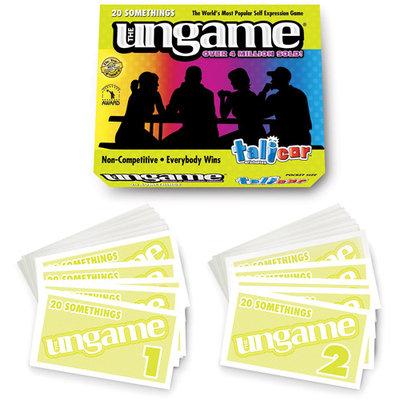 Talicor Pocket Ungame 20 Somethings Version Game