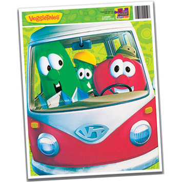 Talicor Veggietales Larry Junior & Bob Inlaid Puzzle