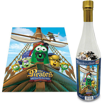 Talicor 7510 Veggietales Pirates In A Bottle Puzzle